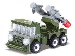 KAZI / GBL / BOZHI KY80004 Field Force: Patriot Missile Vehicle 0