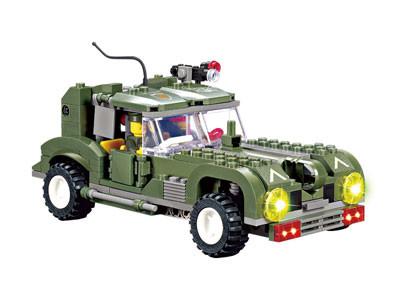 KAZI / GBL / BOZHI 84001 Field Forces: Wind Chaser 0