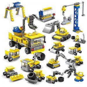 KAZI / GBL / BOZHI KY80451 City Project: City Construction Team 16 Complex 0
