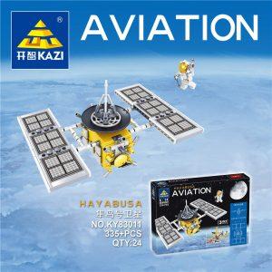 KAZI / GBL / BOZHI KY83011 AVIATION: Osprey Satellite 0