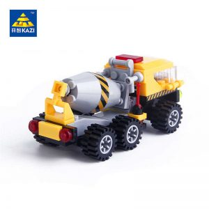 KAZI / GBL / BOZHI 6112 Mixer truck 0