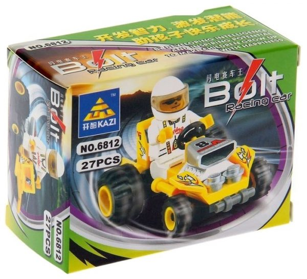 KAZI / GBL / BOZHI 6812 Lightning Racing Cars King 0