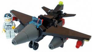KAZI / GBL / BOZHI 6312 Black Hawk Bomber 0