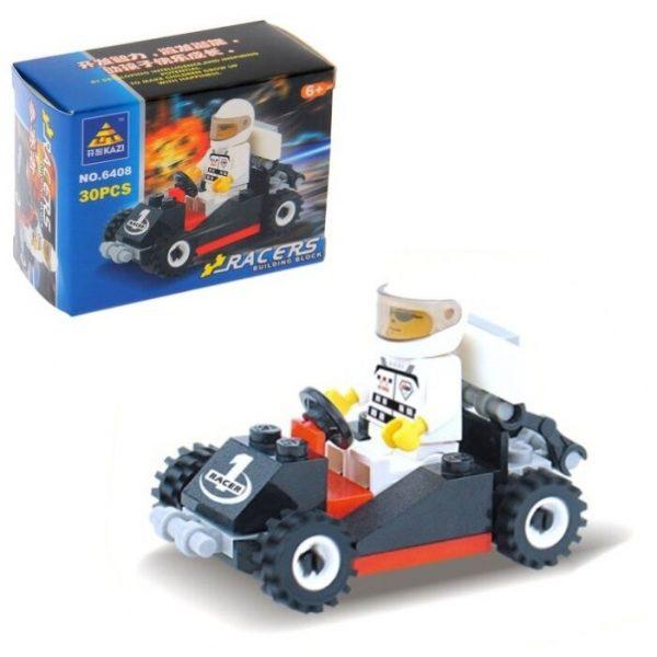 KAZI / GBL / BOZHI 6408 Racing Cars 0