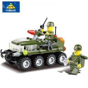 KAZI / GBL / BOZHI 6412 Wild Fox Wheeled Armored Vehicle 0
